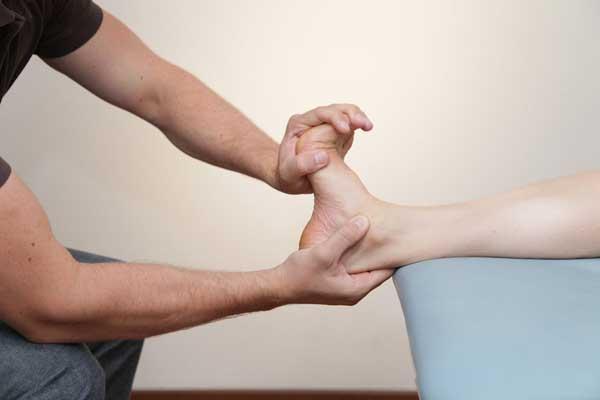 Fysioterapeuttinen jalkaklinikka